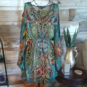 Mushka by Sienna Rose, Inc Boho Blouse